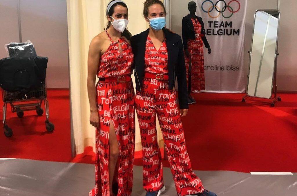 Belgian Hammers schitteren ook als olympische modellen