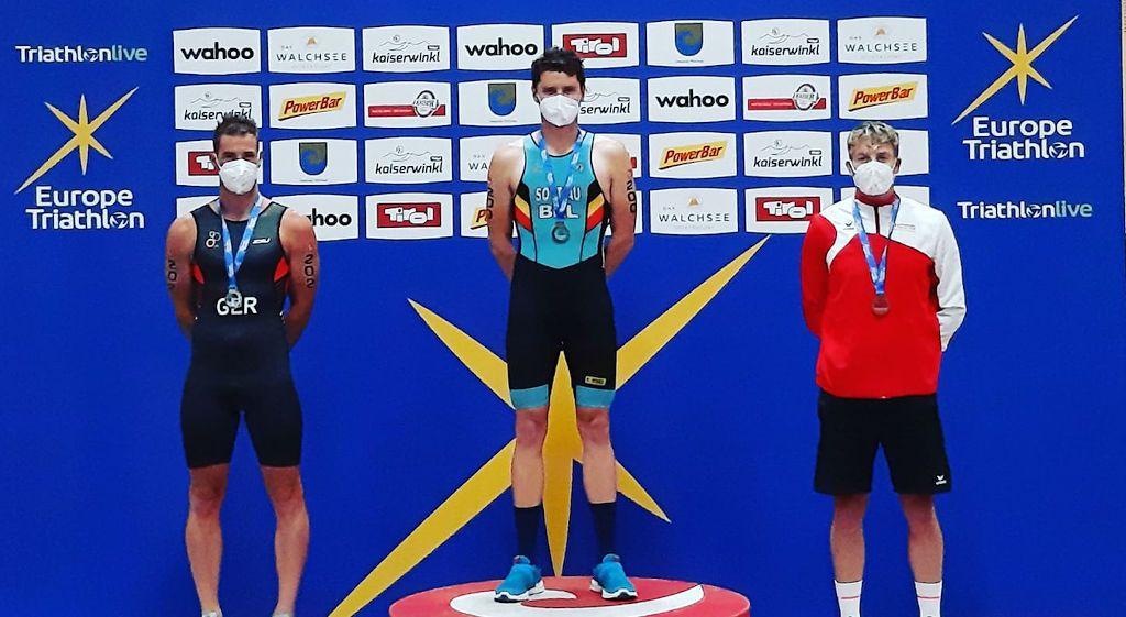 Twee Belgische age group medailles op EK aquatlon, Italianen pakken Europese titels