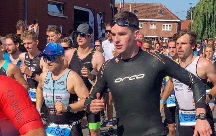 Als je triatlon een duatlon wordt en je toch het zwemgevoel wil behouden…