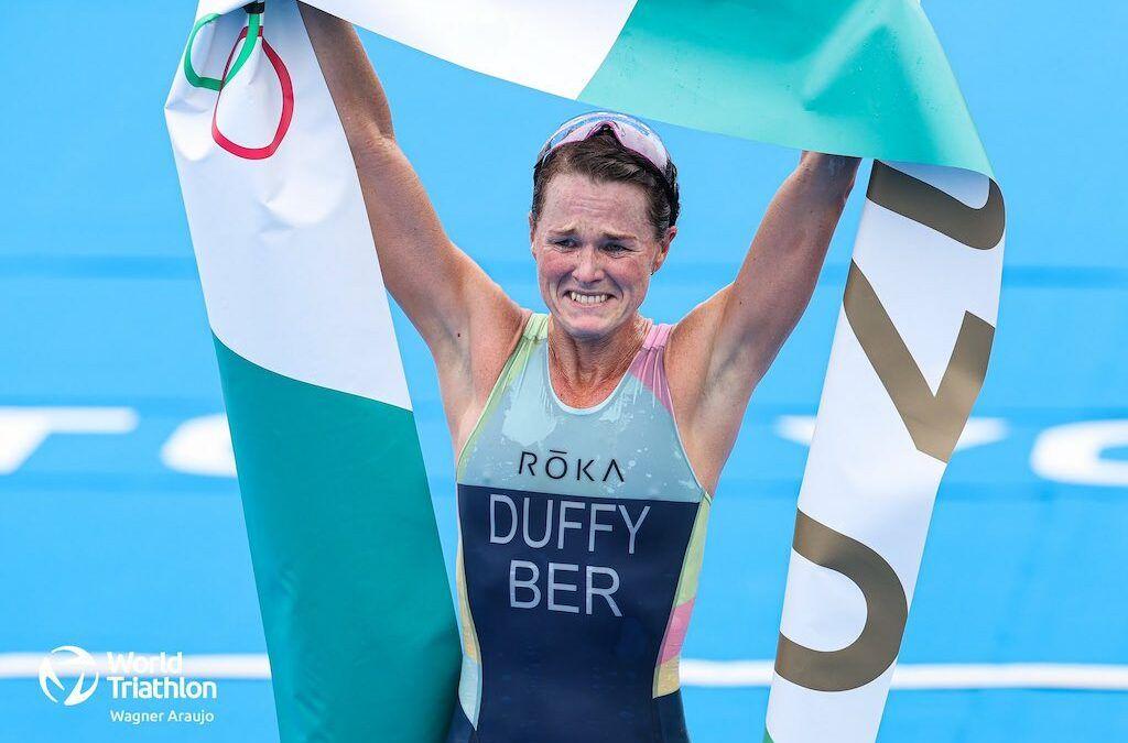 Cool, cooler, coolest… Olympisch kampioene Flora Duffy krijgt nationale feestdag op Bermuda