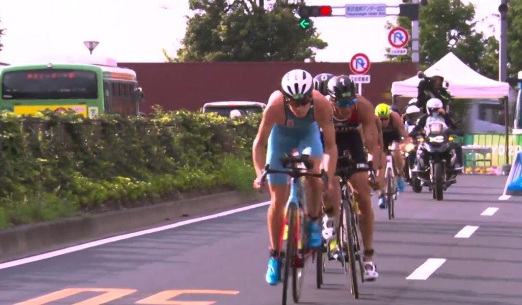 Marten Van Riel net naast de medailles in olympische triatlon, goud voor Noorwegen