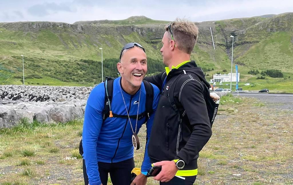 14 finishers, 1 Belg, rukwinden en niemand onder 13 uur: de Iceland Extreme Triathlon
