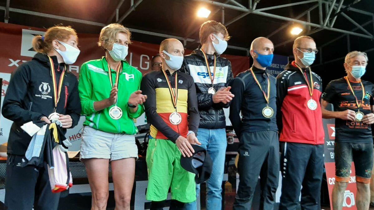 Franse winst in Xterra Belgium, Mathias Cloostermans en Christine Verdonck Belgische kampioenen