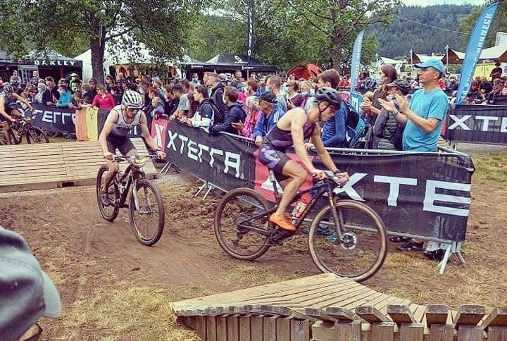 3 Belgen in top-10 van uitgeregende Xterra Frankrijk, Sebastien Carabin snelste mountainbike-tijd