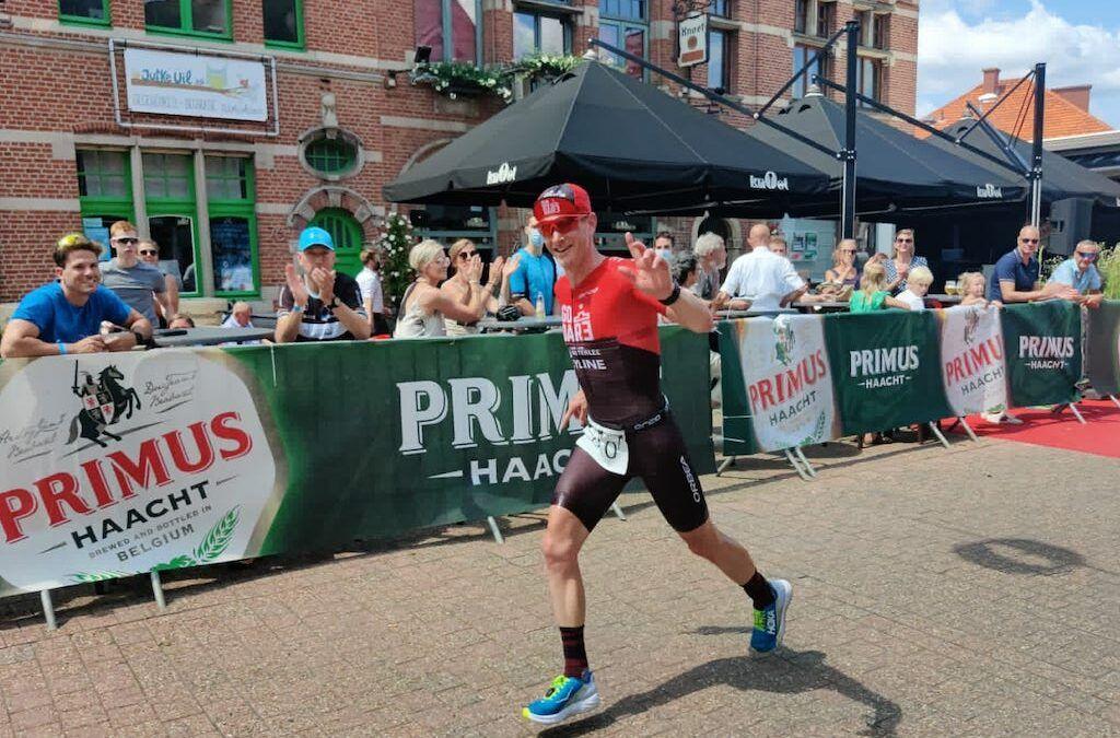 Seppe Odeyn en Diede Diederiks snelste duatleten in Hageland Power Triatlon in zomers Aarschot