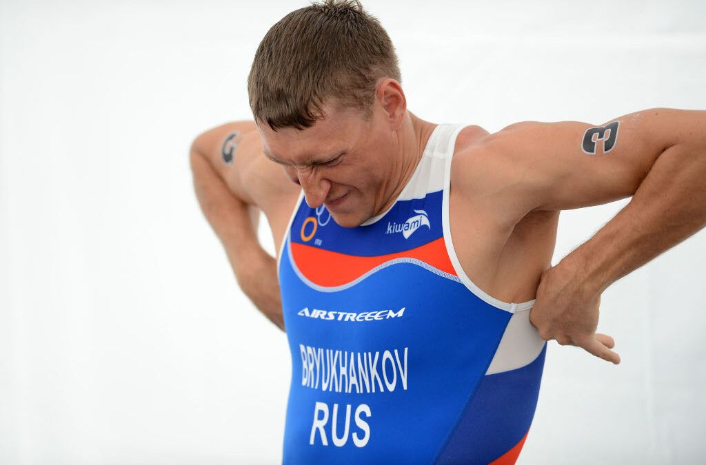 Russische triatleten maken sport ten schande, ook Alexander Bryukhankov betrapt op EPO