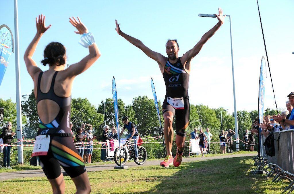 Atriac Antwerpen Belgisch kampioen Mixed Team Relay na spannende strijd met Athletes For Hope