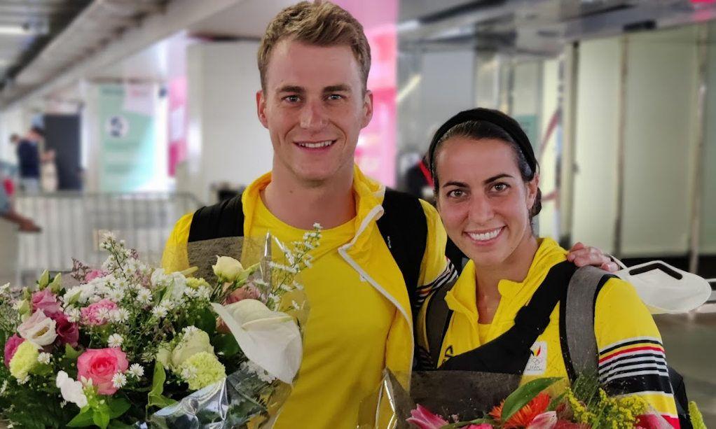 """Belgian Hammers zijn terug in België """"Andere beleving dan in Rio, maar als team deden we het geweldig"""""""