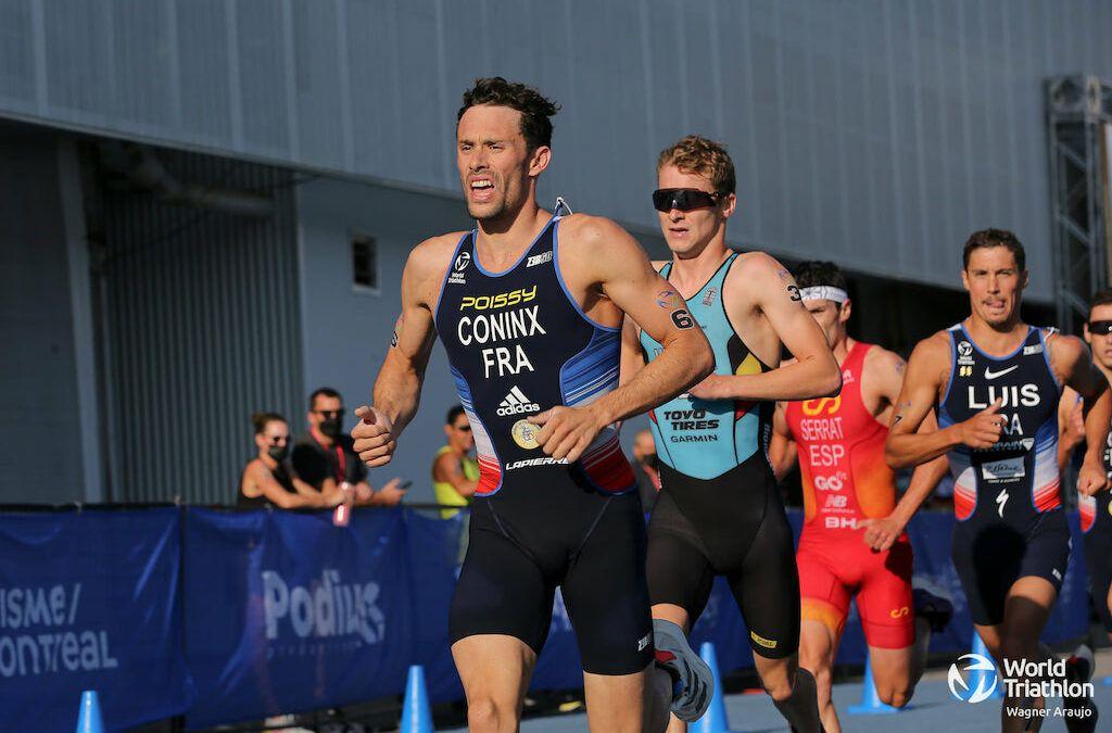 Als Yee en Blummenfelt naast podium finishen, kan Marten Van Riel in Edmonton wereldkampioen worden