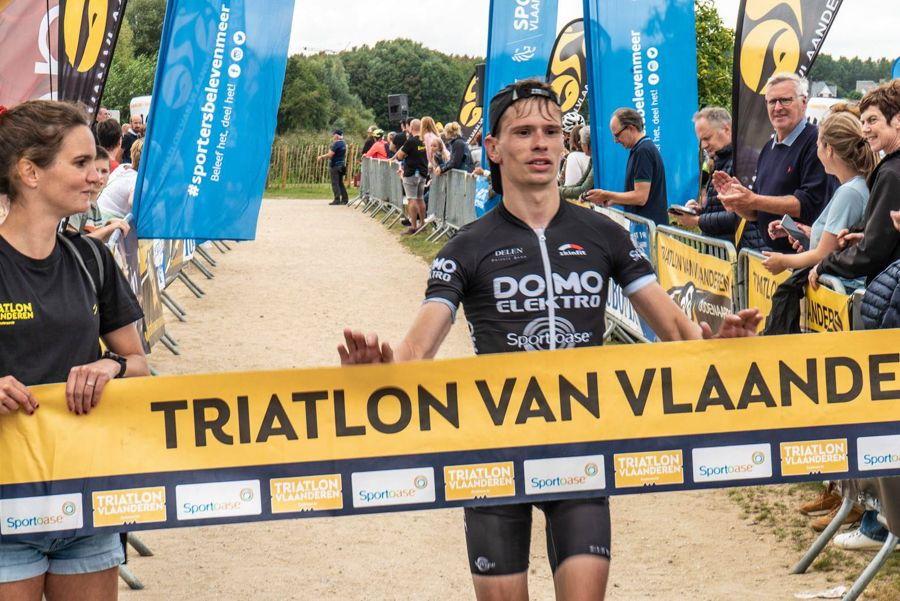 Duatlon en triatlon herenigd tijdens de Triatlon Van Vlaanderen