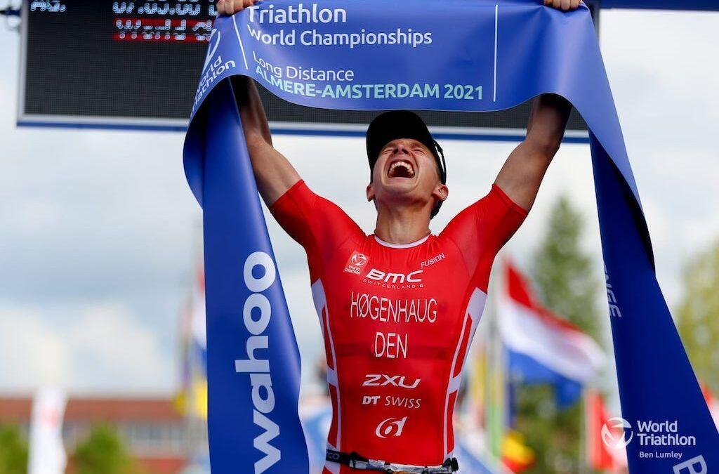 Recordtijden in Almere, wereldtitels voor Kristian Hogenhaug en Sarissa De Vries