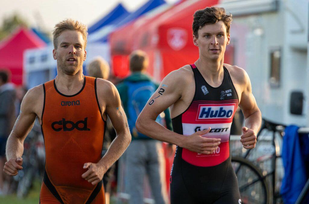 Nederlanders bezetten Eliminator podium in Viersel – video van de spectaculaire T3 Series triatlon