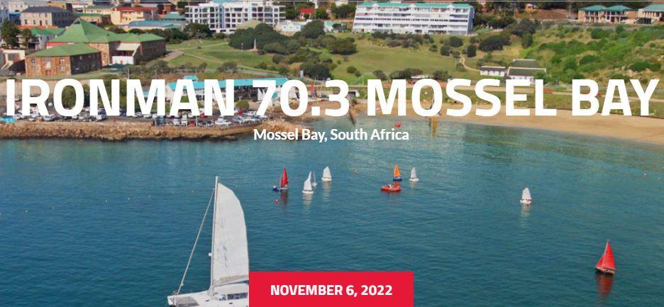 Ironman trekt opnieuw naar Zuid-Afrika in november 2022 voor nieuwe 70.3 Ironman Mossel Bay