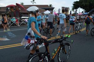 IM Hawaii bike checkDSC 2411