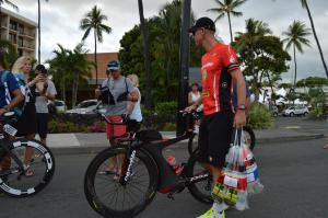 IM Hawaii bike checkDSC 2422