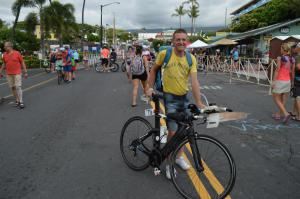 IM Hawaii bike checkDSC 2428