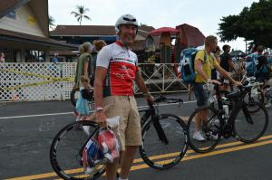 IM Hawaii bike checkDSC 2432