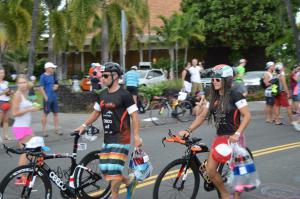 IM Hawaii bike checkDSC 2436