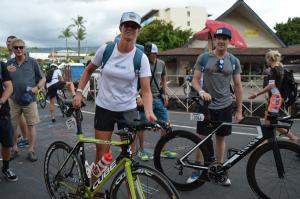 IM Hawaii bike checkDSC 2444