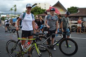 IM Hawaii bike checkDSC 2445