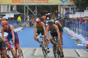 Christophe De Keyser WK Rotterdam bike